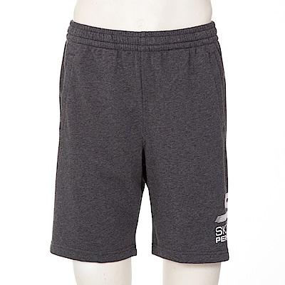 SKECHERS 男短褲 - SAMU185119-DKGH
