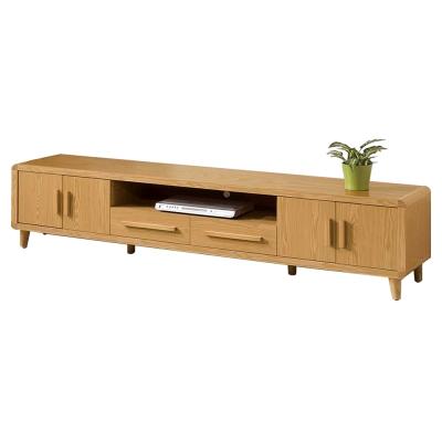 ROSA羅莎  羅伊原木色7尺電視櫃