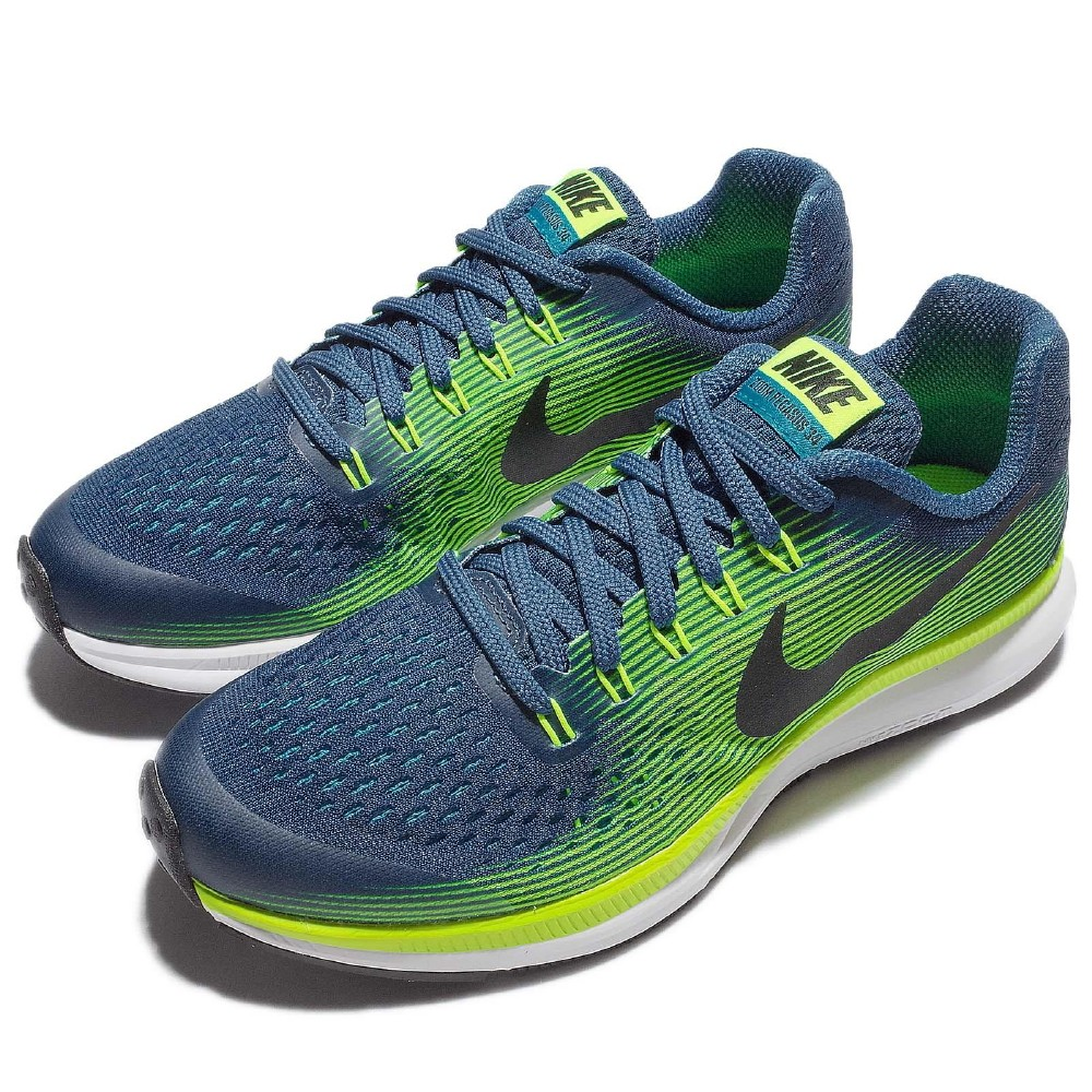Nike Zoom Pegasus 34 GS 女鞋