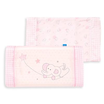 【麗嬰房】les enphants 寶貝天絲乳膠幼兒枕(共2色)