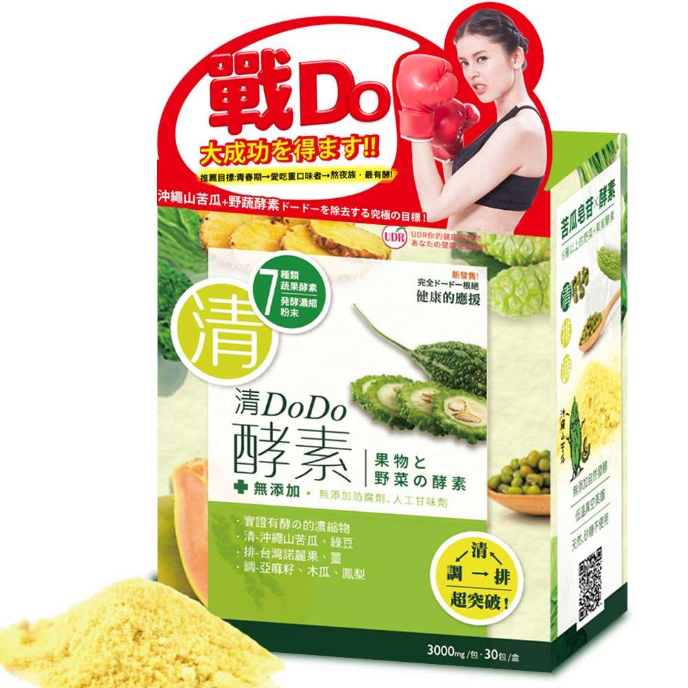 UDR 清DoDo酵素x6盒