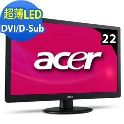 acer S220HQL 22吋寬超高動態對比F