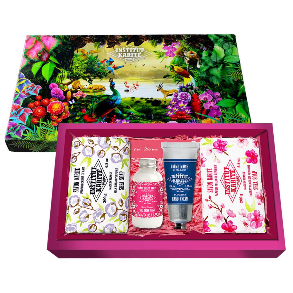 Institut Karite Paris巴黎乳油木香氛組禮盒-2
