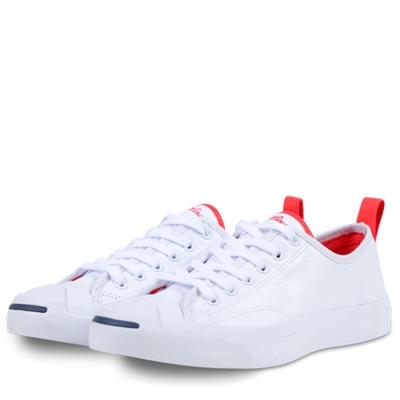 CONVERSE-男休閒鞋155720C-白紅