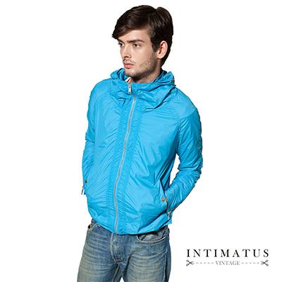 INTIMATUS 輕薄防潑水透氣通勤風衣 運動外套