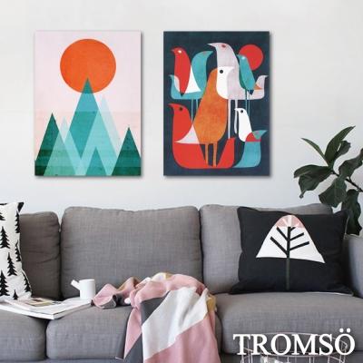 TROMSO時尚無框畫/北歐樂活
