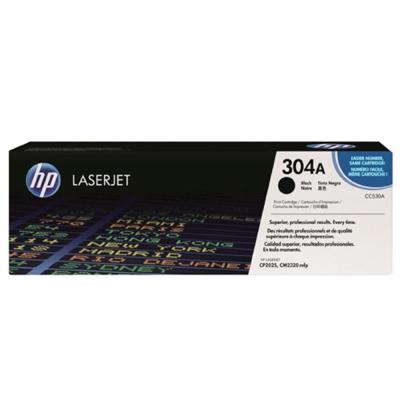 HP CC530A 304 原廠黑色碳粉