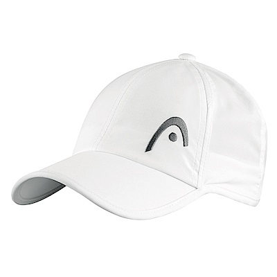 HEAD奧地利 專業級抗UV遮陽帽/運動帽-白 287015