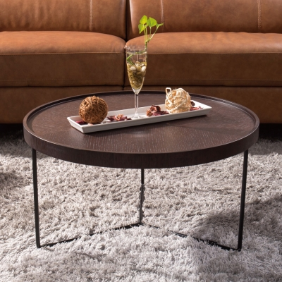 Hilker-布萊梅圓桌茶几-70x70x37cm