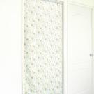 布安於室-花之梅遮光風水簾-綠色