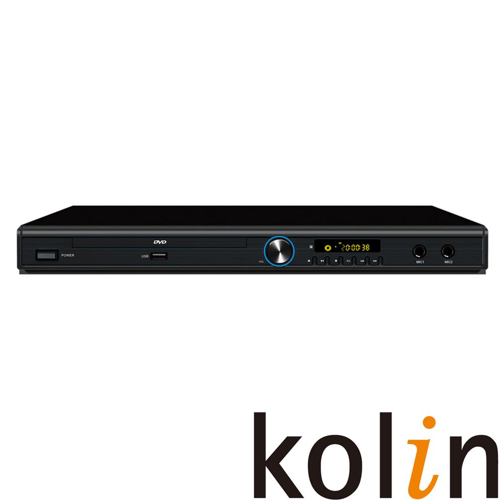 KOLIN歌林 DVD 多媒體撥放器 KMP-WD02