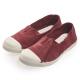 (女)Natural World 西班牙休閒鞋 刷色鬆緊基本款*紅色 product thumbnail 1