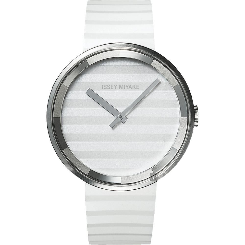 ISSEY MIYAKE PLEASE 時裝系列手錶(SILAAA02Y)-40mm
