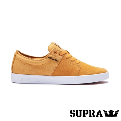 SUPRA Stacks II系列男鞋-琥珀/白