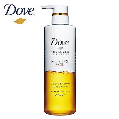 DOVE 多芬 日本輕感修護洗髮精480毫升