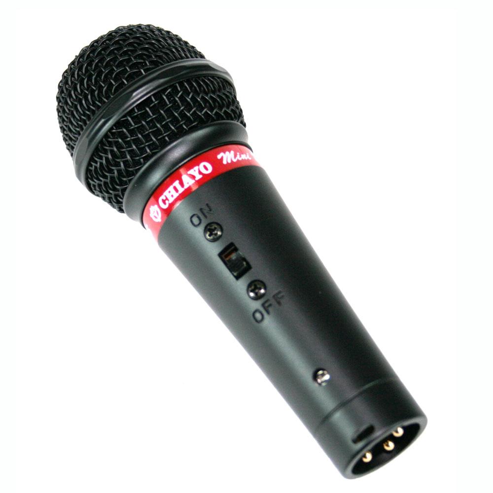 CHIAYO Mini DM-555嘉友迷你專業有線麥克風