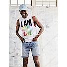 牛仔短褲 男裝 501 中腰原創直筒 Pride限量系列 - Levis