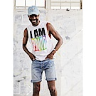 Levis 男款 牛仔短褲 501 中腰原創直筒 Pride限量系列