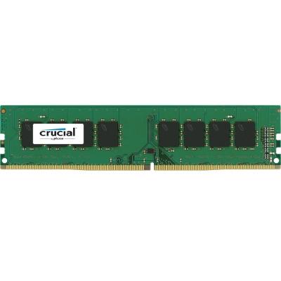 Micron Crucial DDR4 2400/4G RAM(原生顆粒)