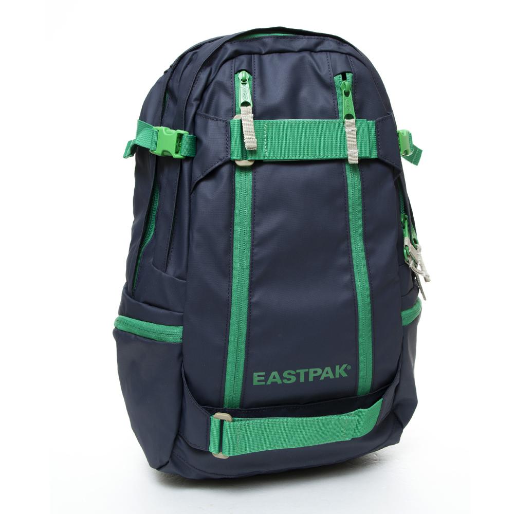 EASTPAK - Urban系列Getter多功能電腦後背包 - 海軍綠