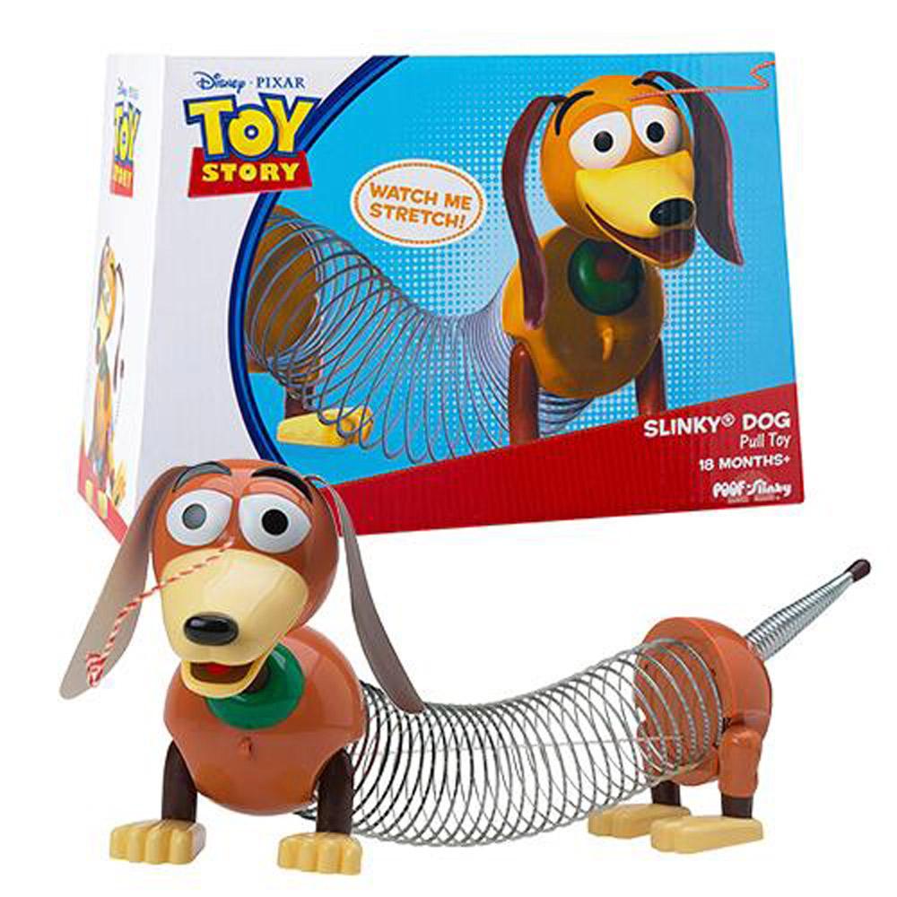 美國Slinky 玩具總動員彈簧狗