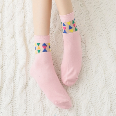 蒂巴蕾  Fashion  socks
