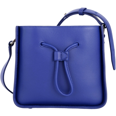3.1 Phillip Lim Soleil Bucket 束口水桶包 Mini 藍色