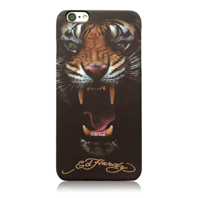 Ed Hardy iPhone 7 Plus / 8 Plus (5.5吋)亮面保護殼-擬真老虎