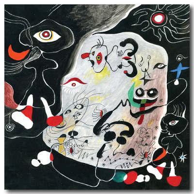 24mama掛畫- 單聯無框圖畫藝術家飾品 -抽象系列50*50cm
