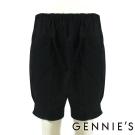 Gennies奇妮-鄰家女孩甜美棉質短褲 (G4260 )-黑