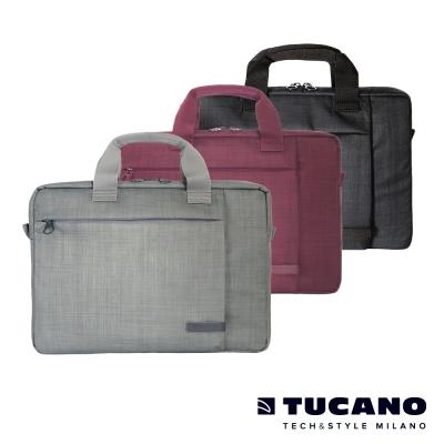 TUCANO SVOLTA 11-12吋都會風尚手提側背包