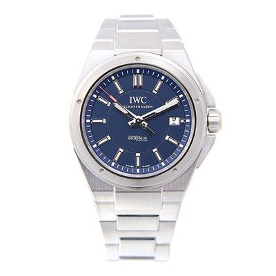 IWC 萬國錶 工程師自動腕錶(IW323909) x藍面/40mm