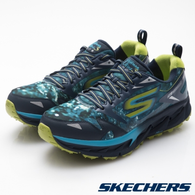 SKECHERS(男)跑步系列GO Trail Ultra 3-54184NVLM