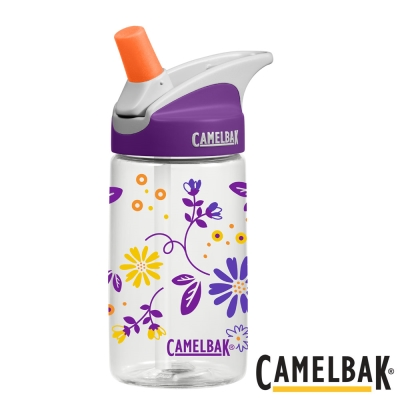 CAMELBAK兒童吸管運動水瓶浪漫花圈400ml CB1274101040