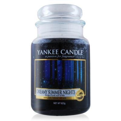 YANKEE CANDLE香氛蠟燭- 夢幻的夏夜623g