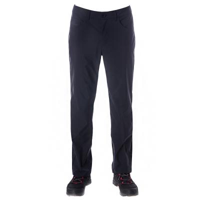 【hilltop山頂鳥】男款WS抗風保暖超撥水長褲H31MJ3黑