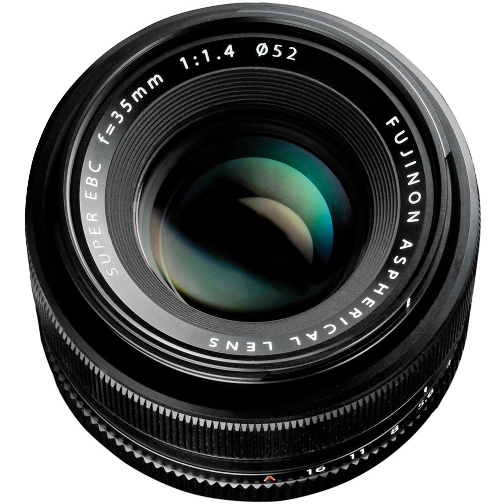 FUJIFILM XF 35mm F1.4 R 大光圈定焦鏡(公司貨)