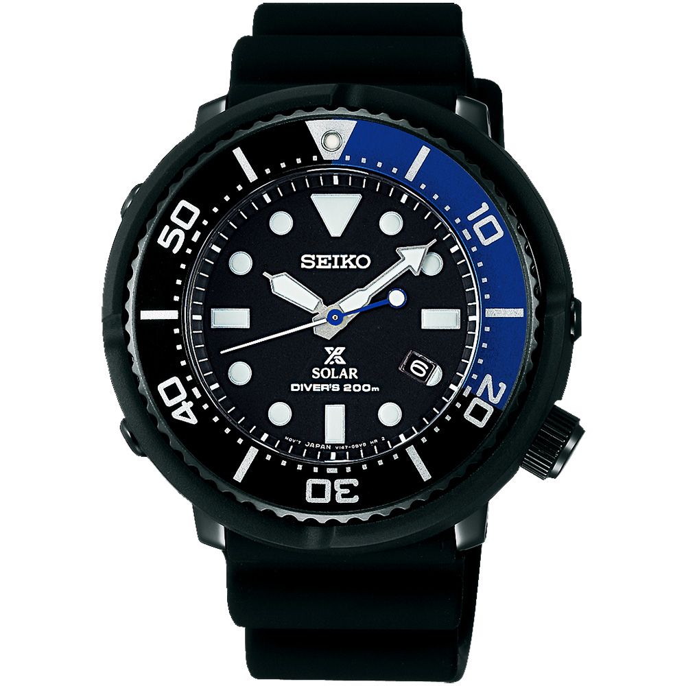 SEIKO精工 Prospex Diver Scuba 太陽能限量錶(SBDN045J)