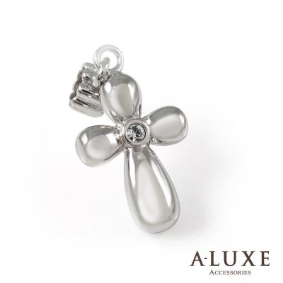 Charming系列 925純銀珠飾-十字架 Cross