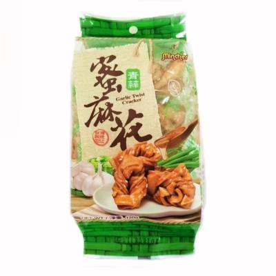 明奇 青蒜蜜麻花(120g)