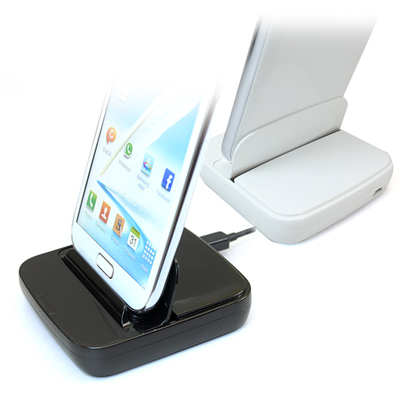 iStyle SAMSUNG 手機方塊充電傳輸基座組