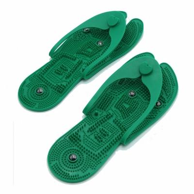 磁療穴位按摩鞋兩雙組(AD-603)
