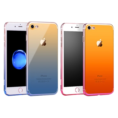 hoco Apple iPhone 7 炫彩 PC 殼(豪華款)