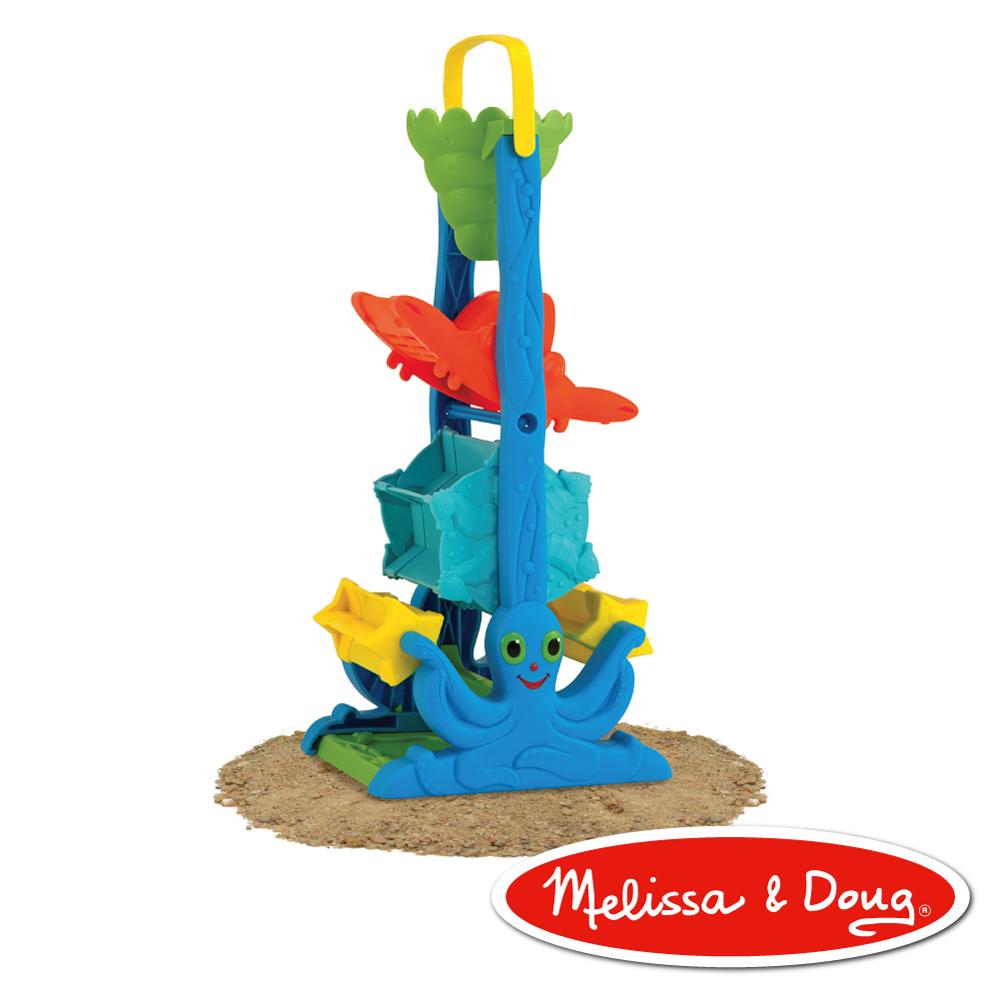 美國瑪莉莎 Melissa & Doug  卡通造型旋轉沙漏