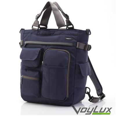VoyLux 伯勒仕-Clebag城市快捷-輕量四合一 多功能托特包Tote Bag 寶藍