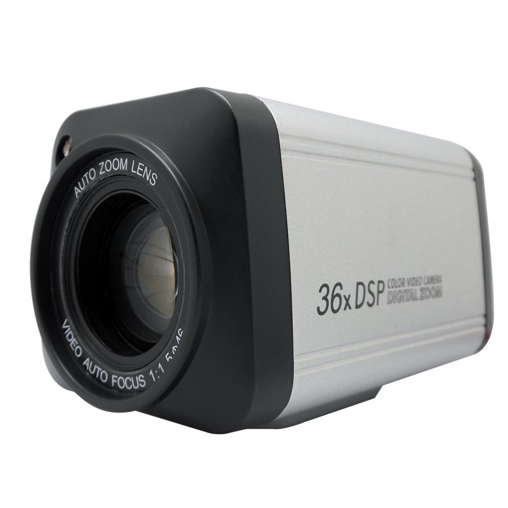 監視器攝影機 奇巧 AHD 1080P SONY 200萬36倍數位高解析遙控伸縮鏡頭