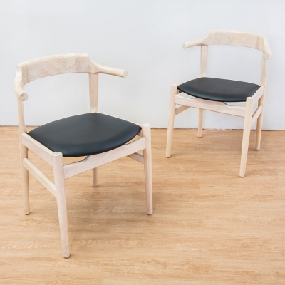 Boden-柏特實木餐椅(四入組合)-55x48x75cm