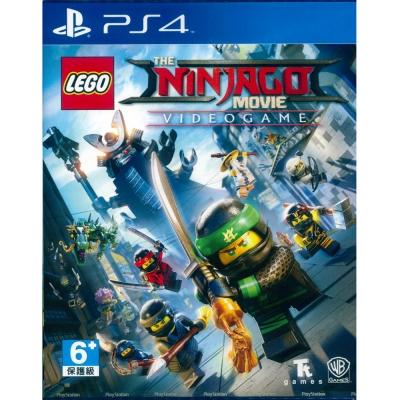 樂高旋風忍者 電影 The LEGO Ninjago Movie - PS4 中英文亞版