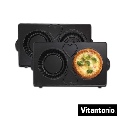 日本Vitantonio 菊花派鬆餅機烤盤-PVWH10TR