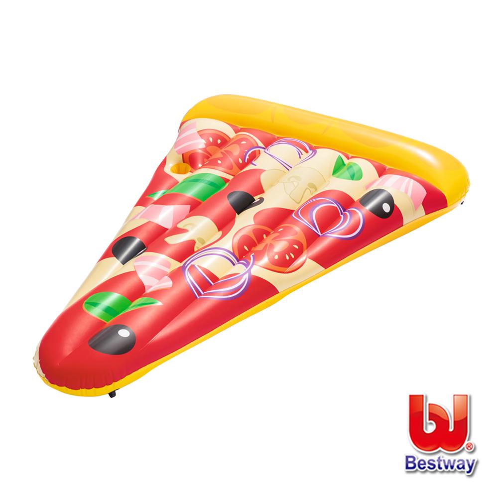 凡太奇 Bestway 美味披薩造型充氣浮排/pizza浮板 44038